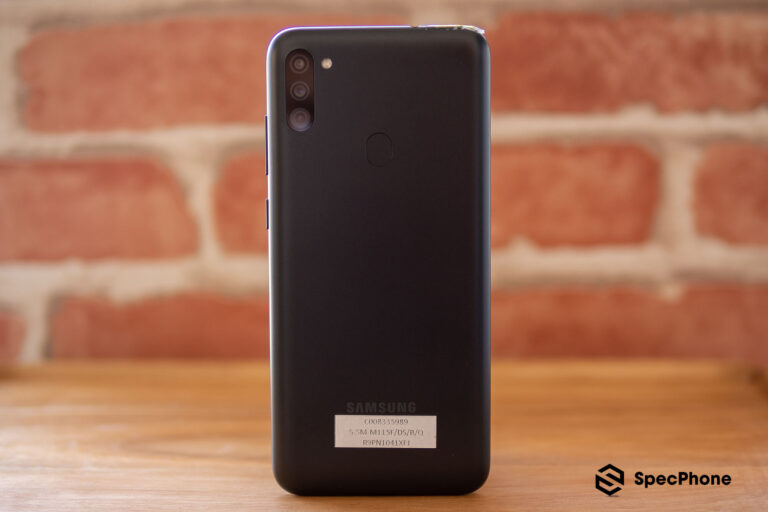 Review Samsung Galaxy M11 SpecPhone 6