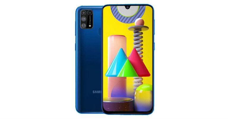 Samsung Galaxy M31 6