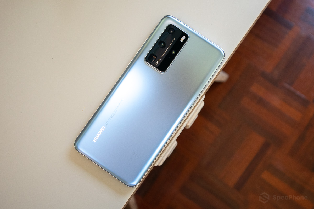 Unbox HUAWEI P40 Pro SpecPhone 0002
