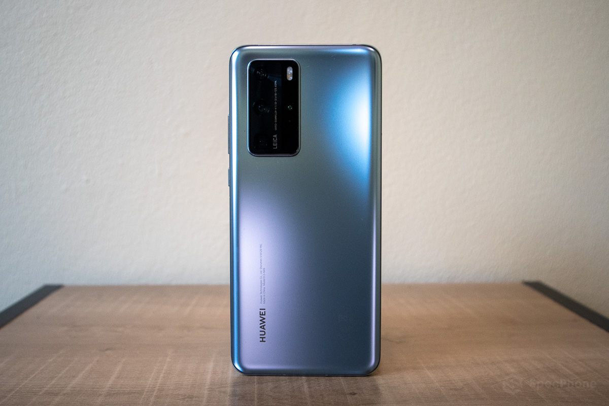 Unbox HUAWEI P40 Pro SpecPhone 0011