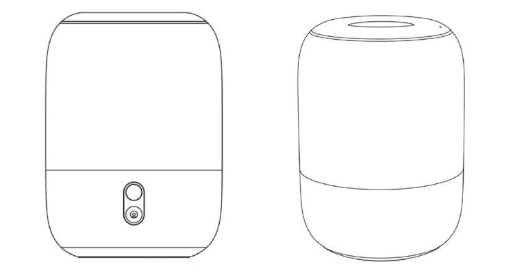 Xiaomi Smart Speaker Patent