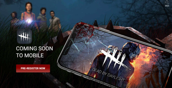 dead by daylight mobile coming soon