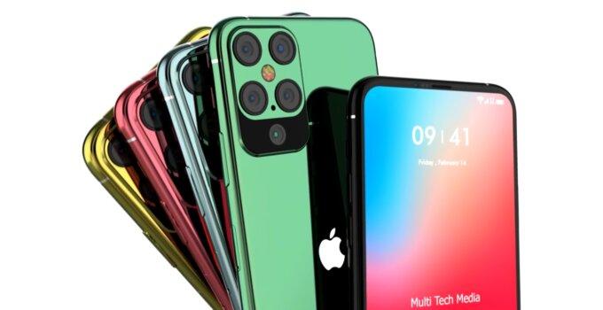 ลือ!! สเปค/หน้าตา/วันเปิดตัว iPhone 12 Pro Max พร้อมคลิปให้ชมแบบชัด ๆ