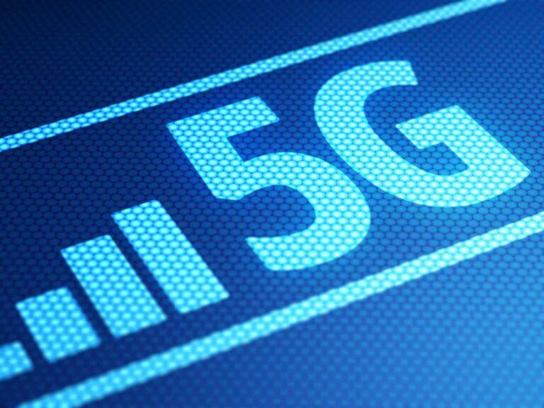 5G image.
