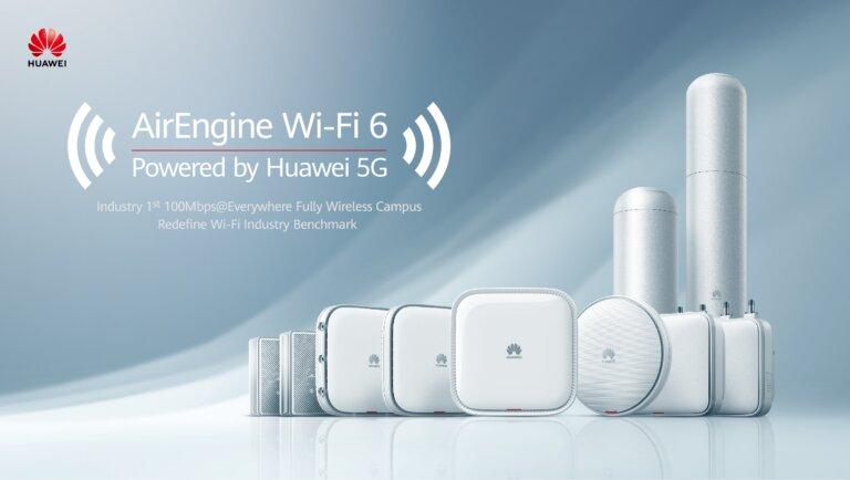 AirEngine Wi Fi 6
