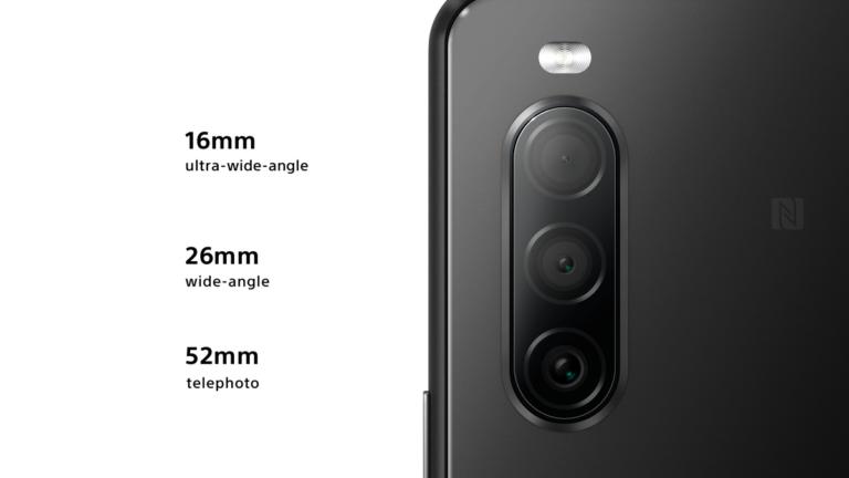 Pic Xperia 10 II Camera Triplelens