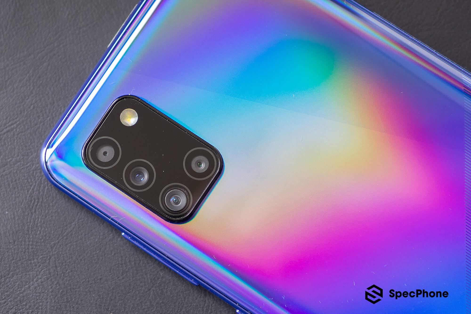 เปรียบเทียบ Samsung Galaxy A31 สมาร์ตโฟนของคนชอบถ่ายรูป กับรุ่นใกล้เคียง ในราคาไม่ถึงหมื่น