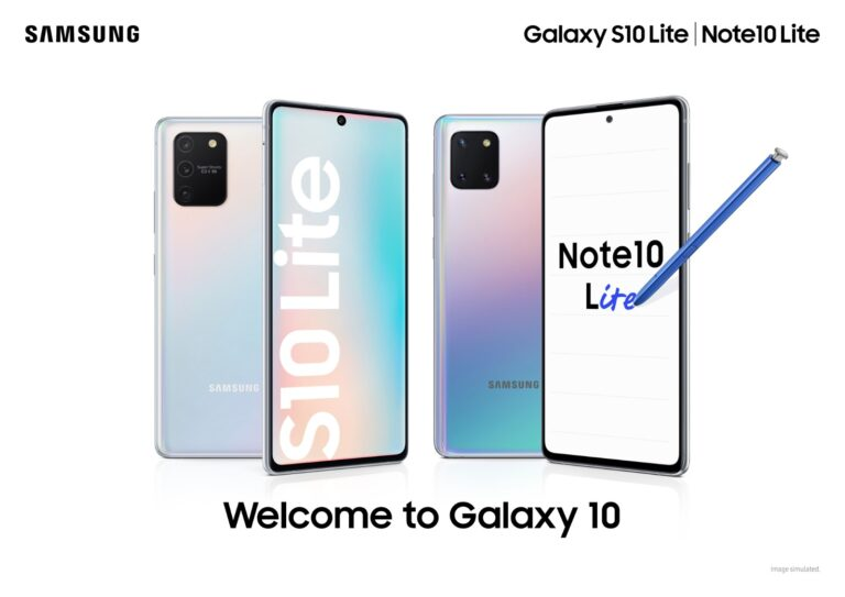 S10Lite Note10Lite