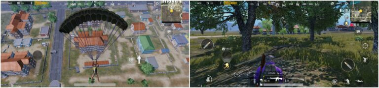 Screenshot Redmi Note 9 PUBG Mobile