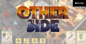 The Otherside Logo Cover