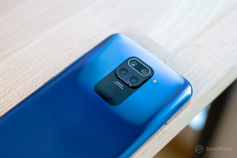 Unbox Redmi Note 9 SpecPhone 0003