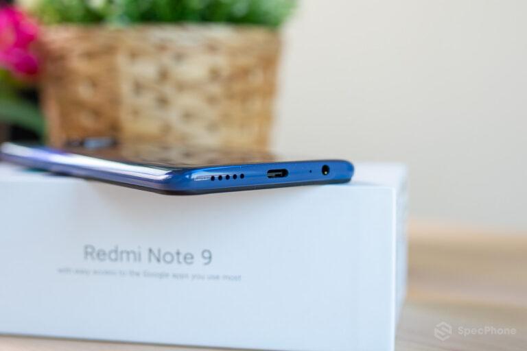 Unbox Redmi Note 9 SpecPhone 0007
