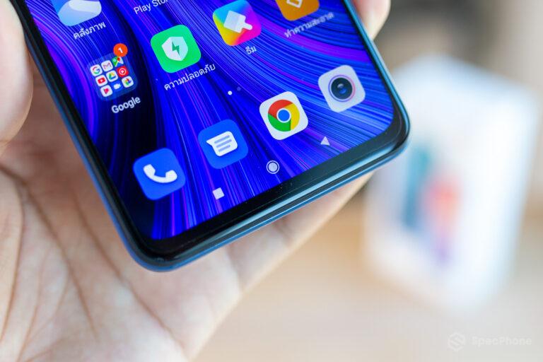 Unbox Redmi Note 9 SpecPhone 0020