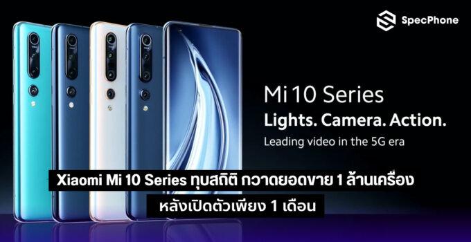 Xiaomi Mi 10 Series 1 Million