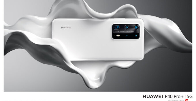 HUAWEI P40 Pro Lifestyle 1