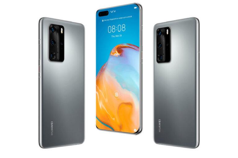 Huawei P40 P40 Pro 5G 1
