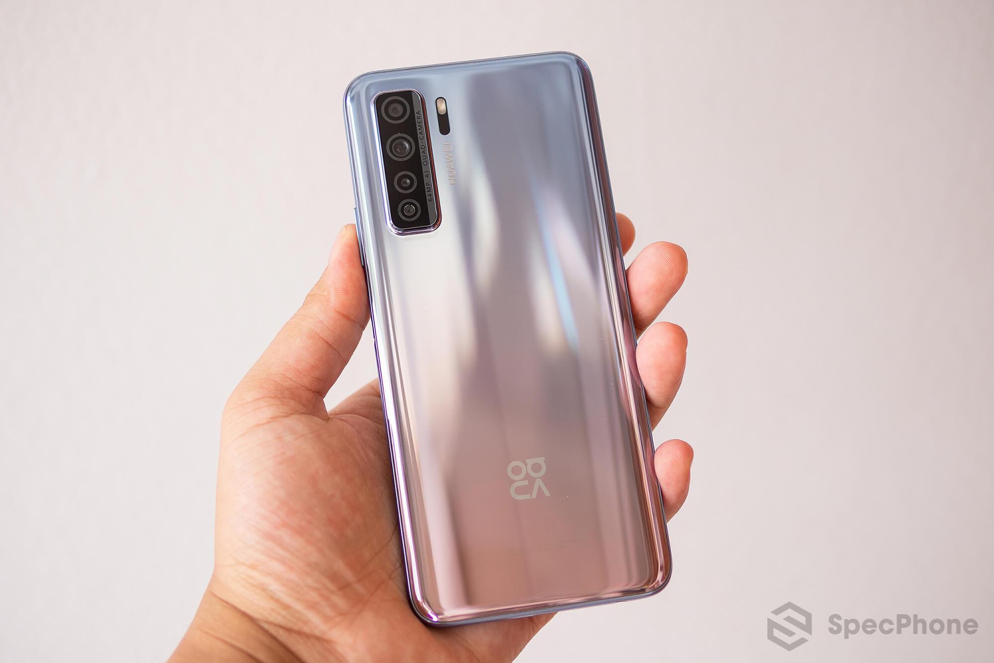 Review Huawei nova 7 SE SpecPhone 23