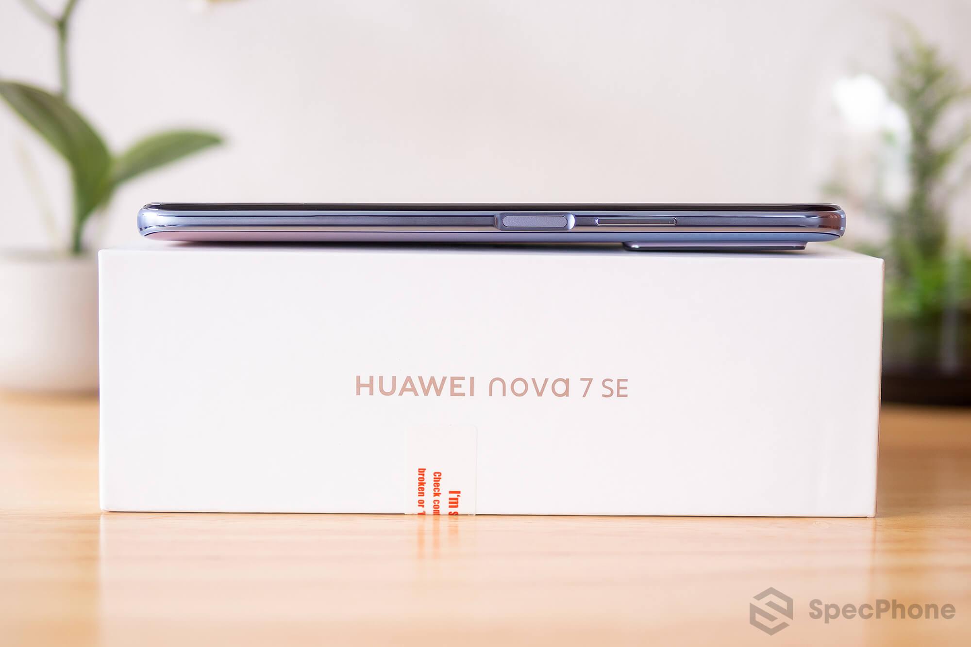 Review Huawei nova 7 SE SpecPhone 28