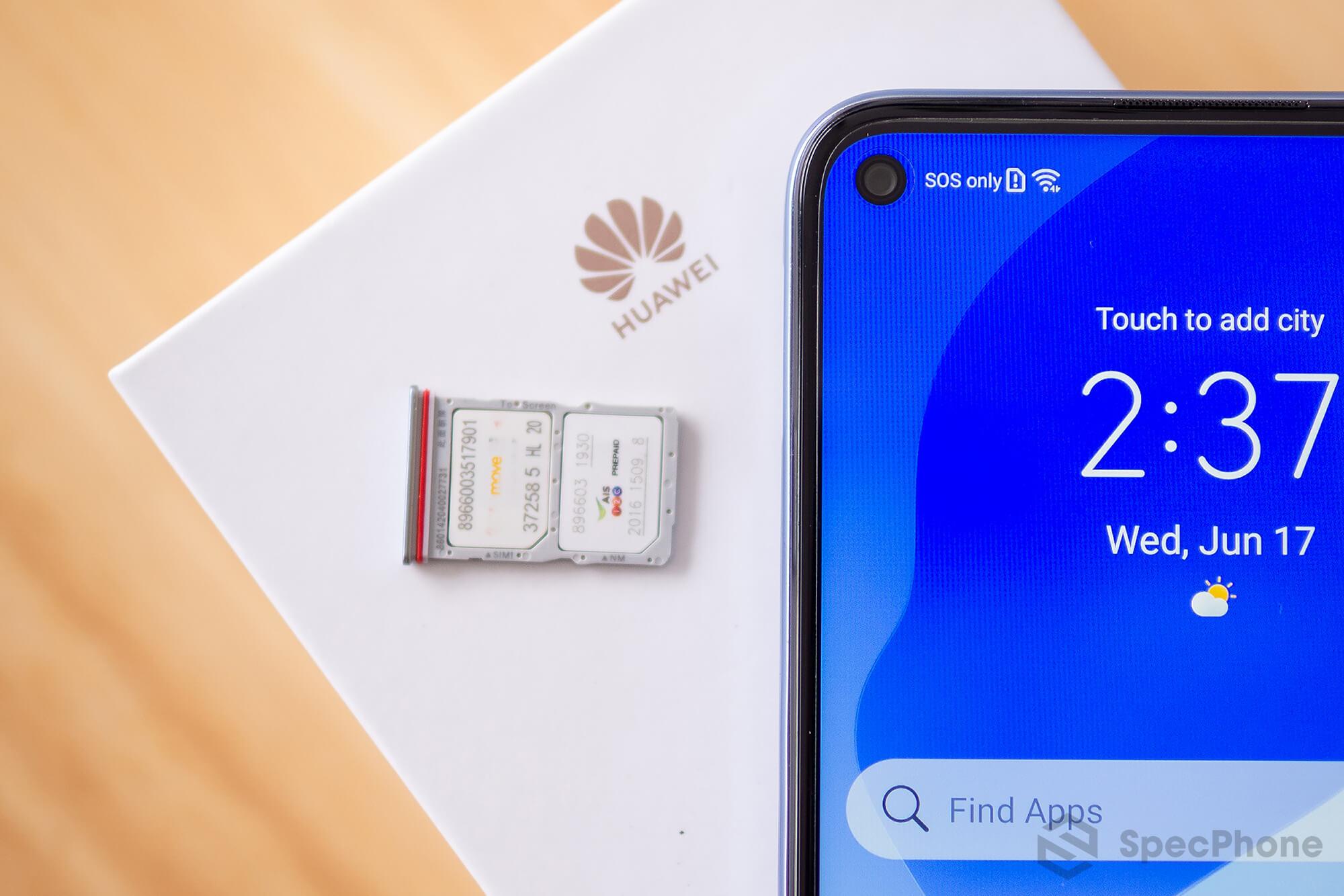 Review Huawei nova 7 SE SpecPhone 31