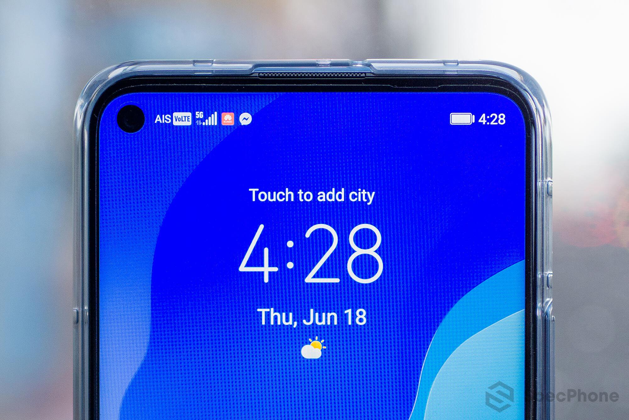 Review Huawei nova 7 SE SpecPhone 34
