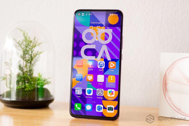 Review Huawei nova 7 SpecPhone 10