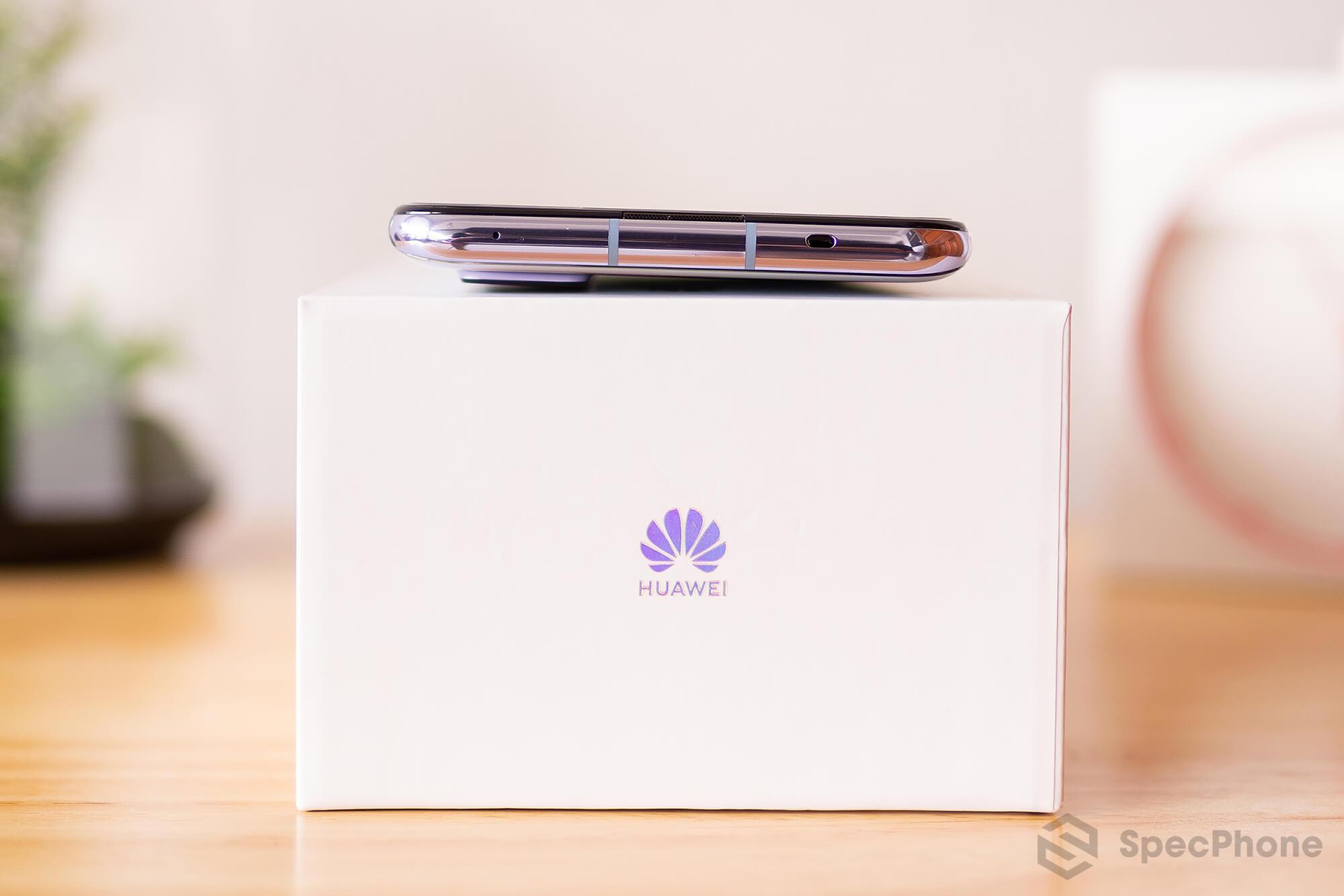 Review Huawei nova 7 SpecPhone 32