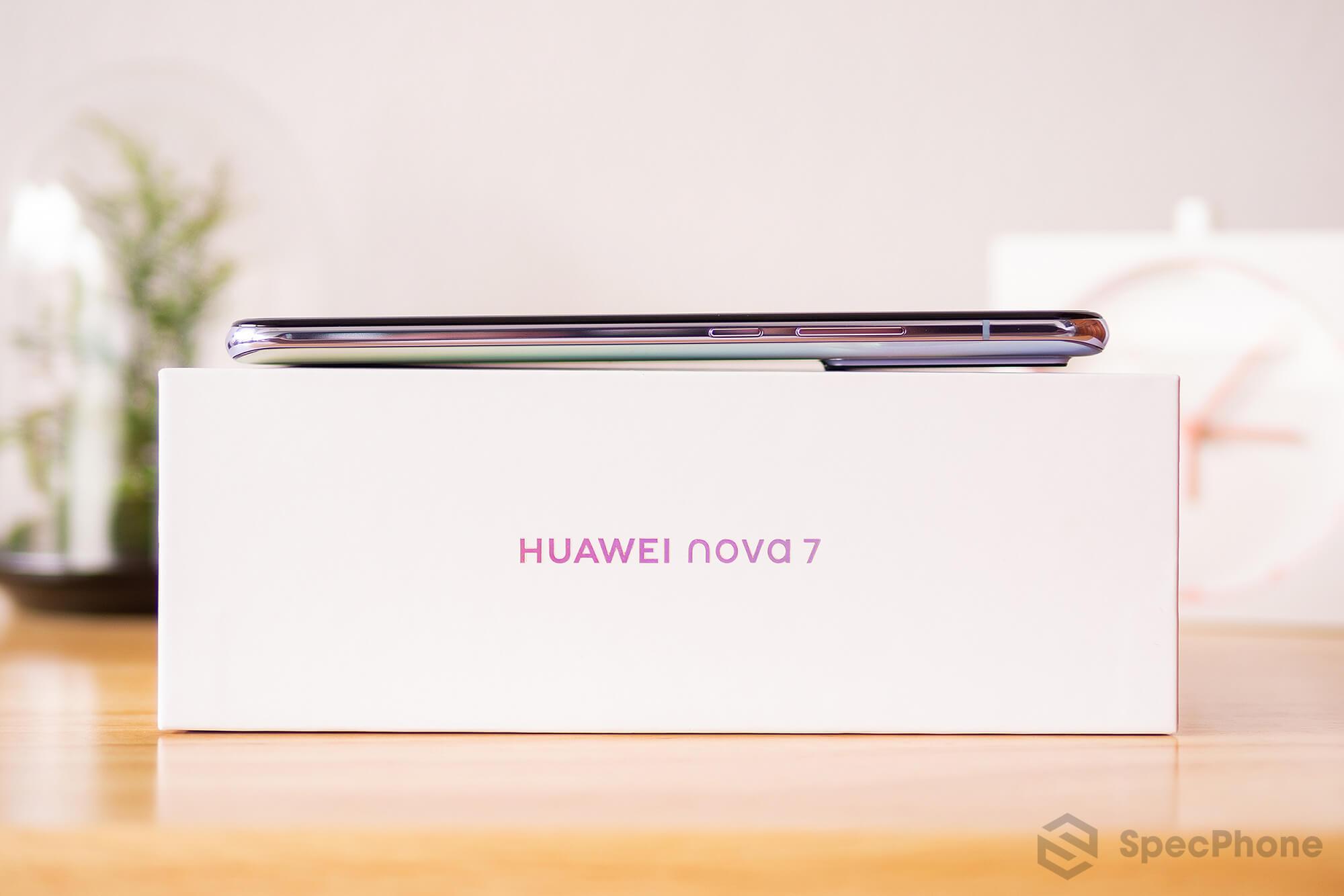 Review Huawei nova 7 SpecPhone 34