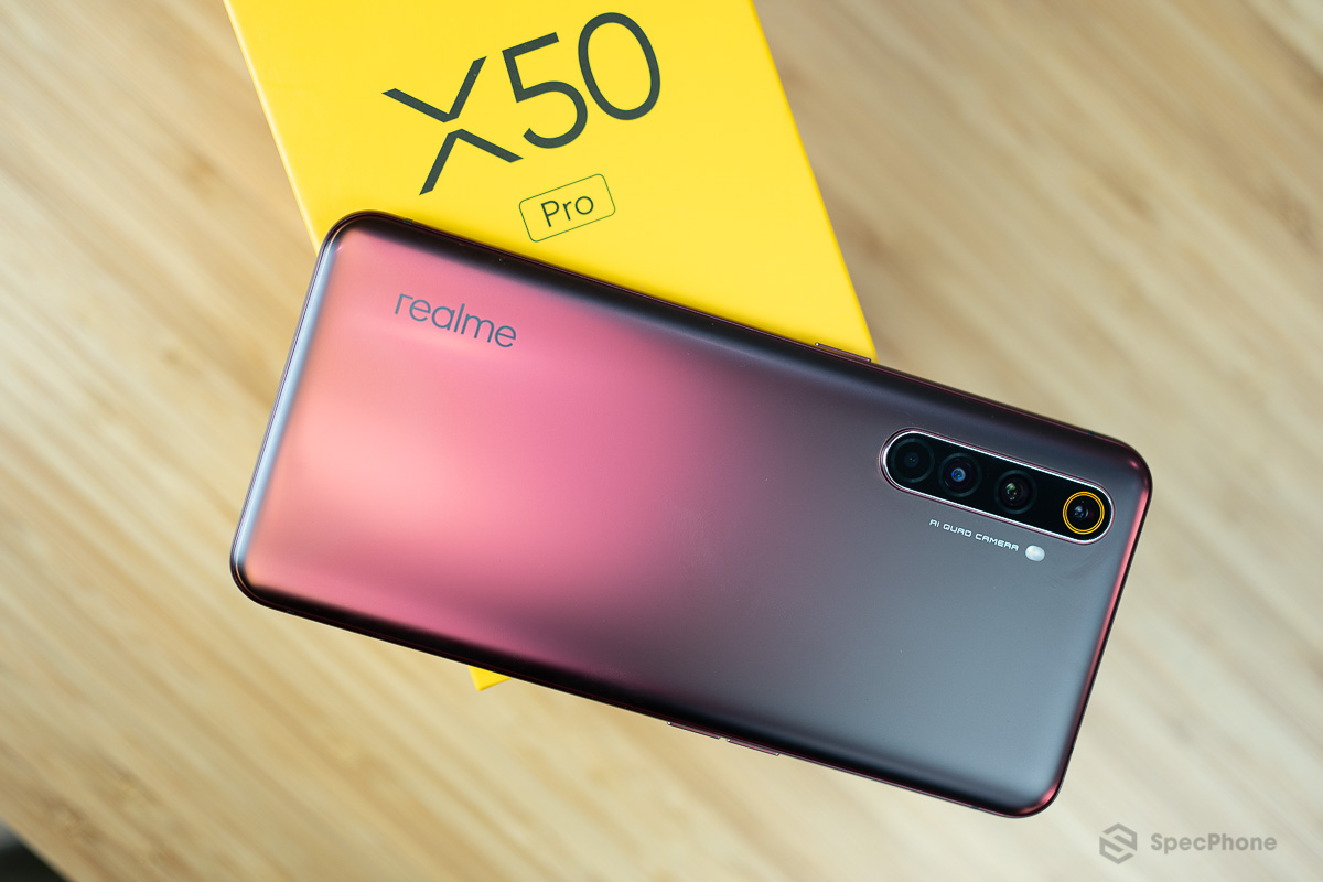 Review reame X50 Pro 5G SpecPhone 00009