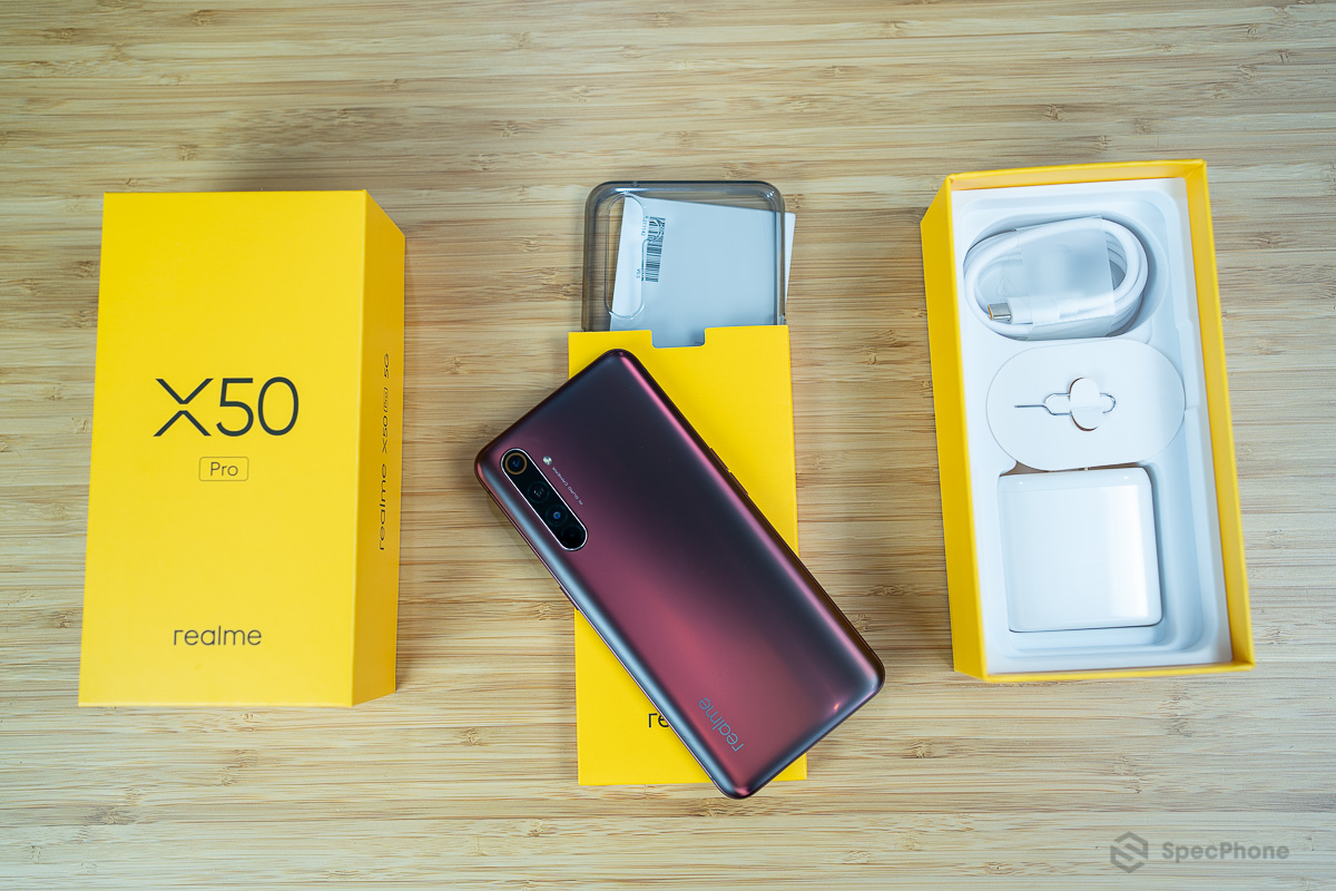 Review reame X50 Pro 5G SpecPhone 00013