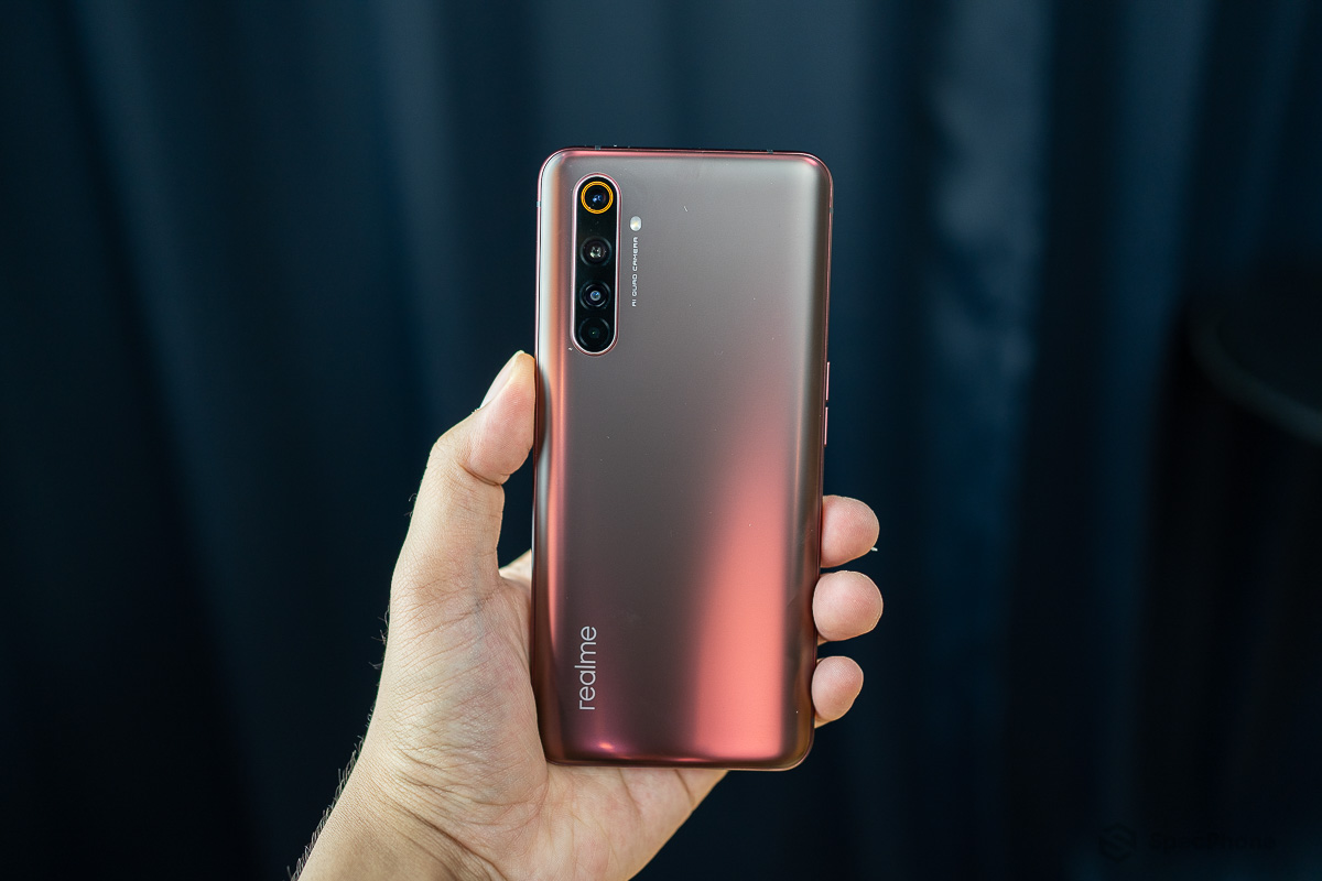 Review reame X50 Pro 5G SpecPhone 00020