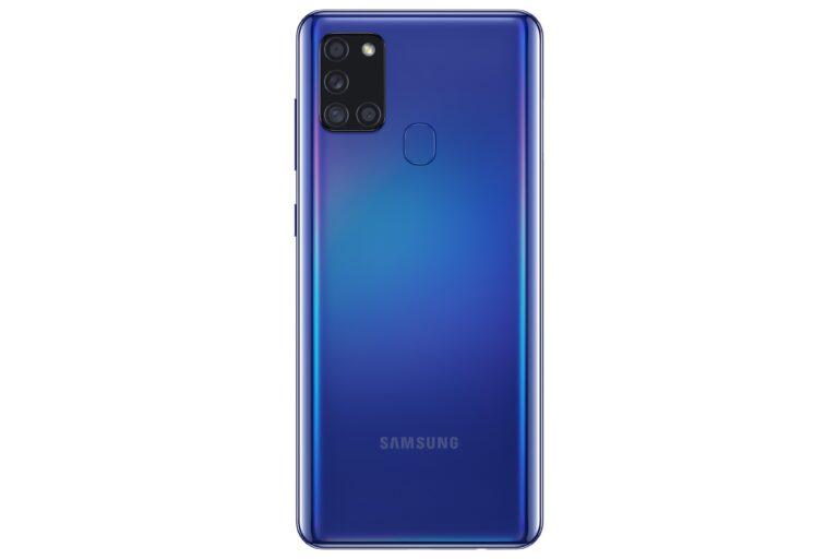 Samsung Galaxy A21s Back