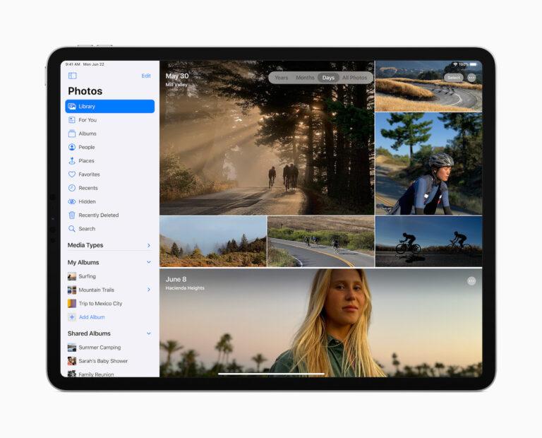 apple ipados14 appdesign photos 062220