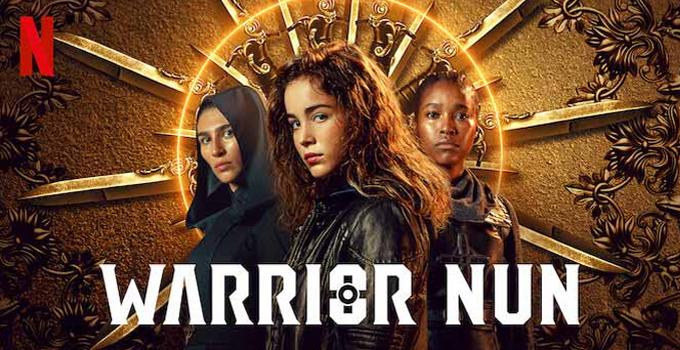 ซีรีส์ Netflix Warrior Nun