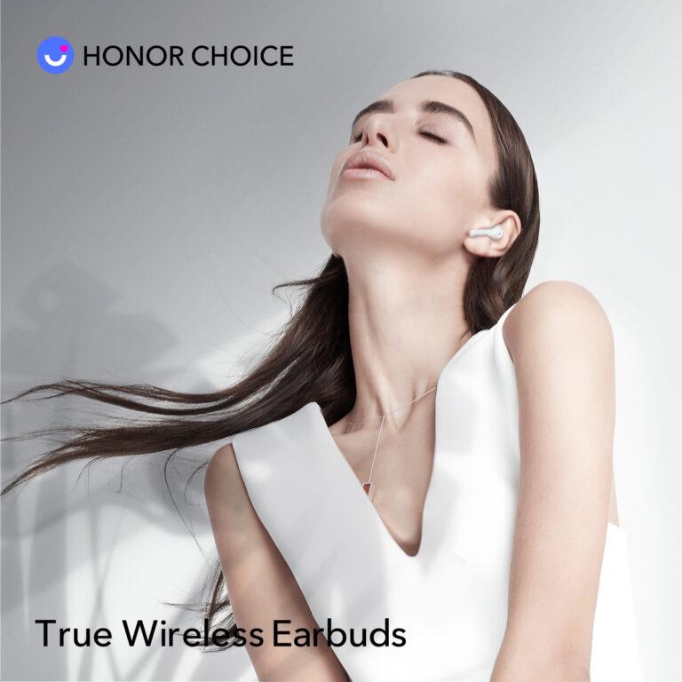 HONOR CHOICE True Wireless Earbuds 2 1