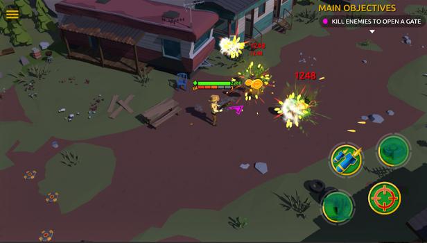เกมสนุก ไม่ใช้เน็ต zombie