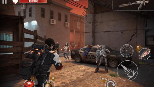 เกมสนุก ไม่ใช้เน็ต zombie offline