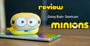 Review Galaxy Buds Smart Cover Minions Edition SpecPhone
