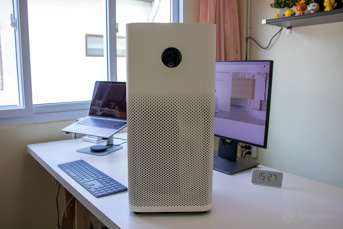 Review Xiaomi Mi Air Purifier 3H SpecPhone 0001