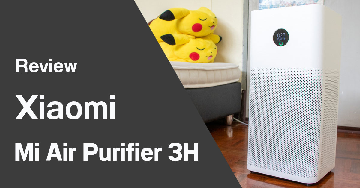 รีวิว Xiaomi Mi Air Purifier 3H