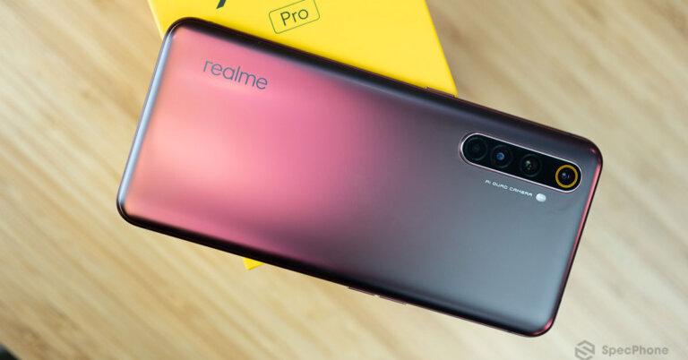 รีวิว realme X50 Pro 5G ความเร็วแห่งอนาคต SD865 ชาร์จเร็ว 65W รองรับ 5G ในไทย ราคา 28,990 บาท