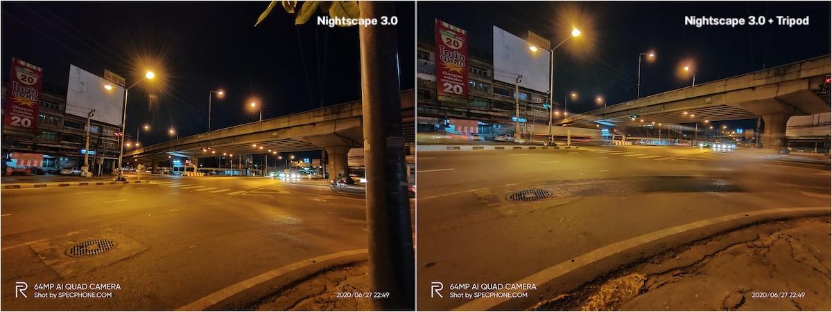 Shot on realme X50 Pro 5G Ultra Wide Nightscape Tripod