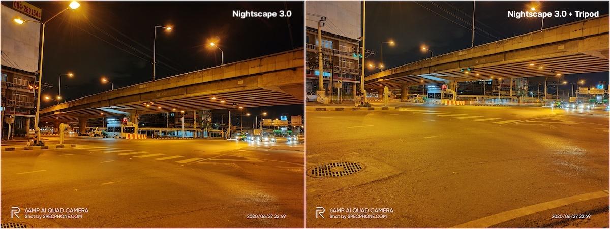 Shot on realme X50 Pro 5G Wide Nightscape Tripod