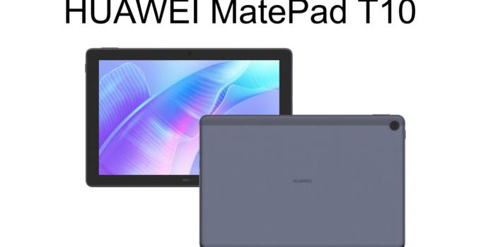 Huawei MatePad T10 โผล่บน GeekBench