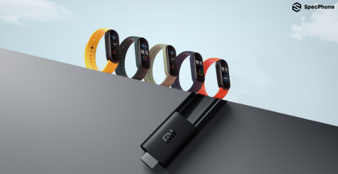 xiaomi mi tv stick and mi band 5