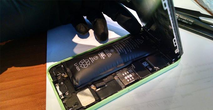 แบตเสื่อม battery บวม