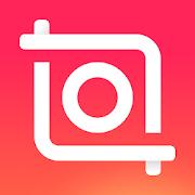 แอพตัดต่อวิดีโอ in shot logo