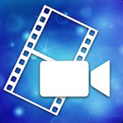 แอพตัดต่อวิดีโอ power director logo