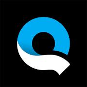 แอพตัดต่อวิดีโอ quik logo