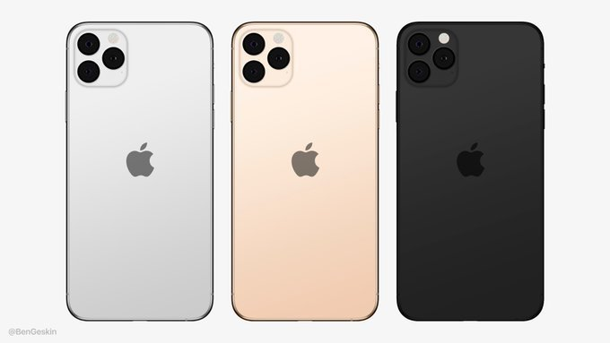 2019 iphones centered apple logo 1
