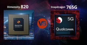 Dimensity 820 Vs Snapdragon 765G 660x330 1